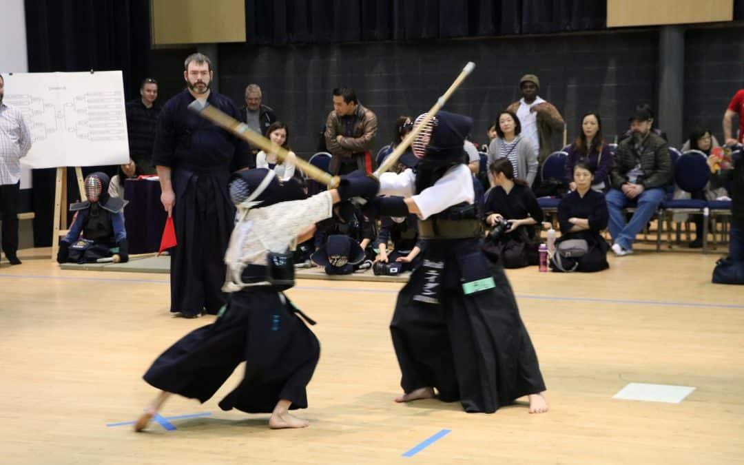 Junior Spring Kendo Tournament