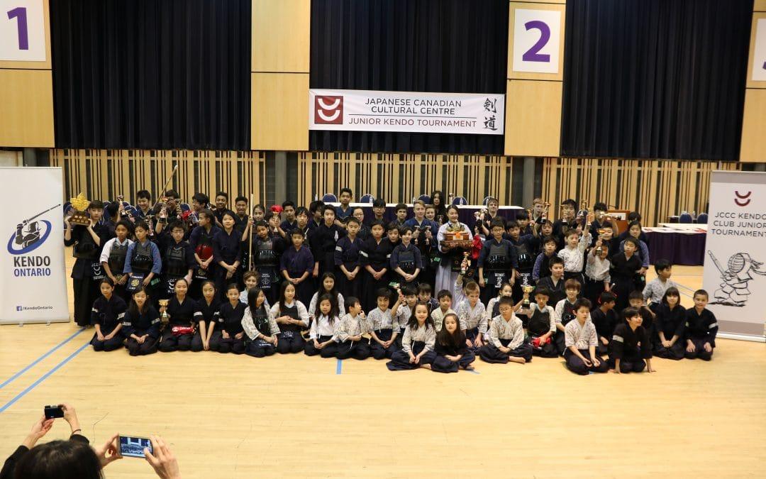 Spring JCCC Junior Kendo Tournament